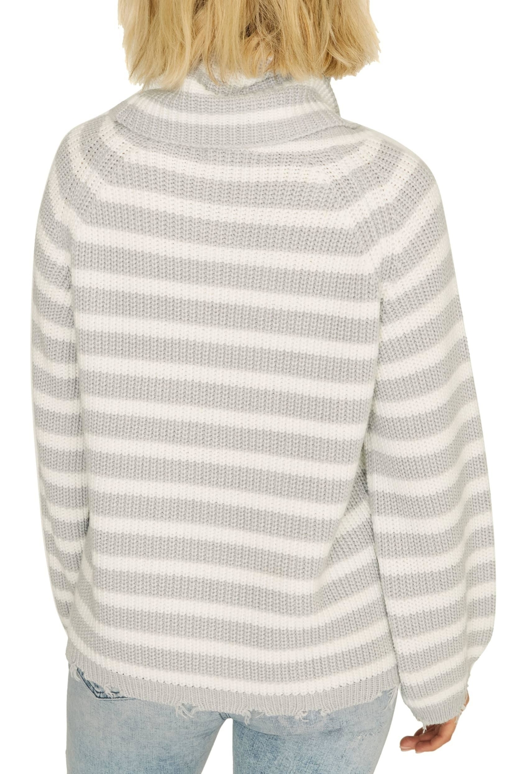 Sanctuary Jagger Cowl Neck - Front Full Image