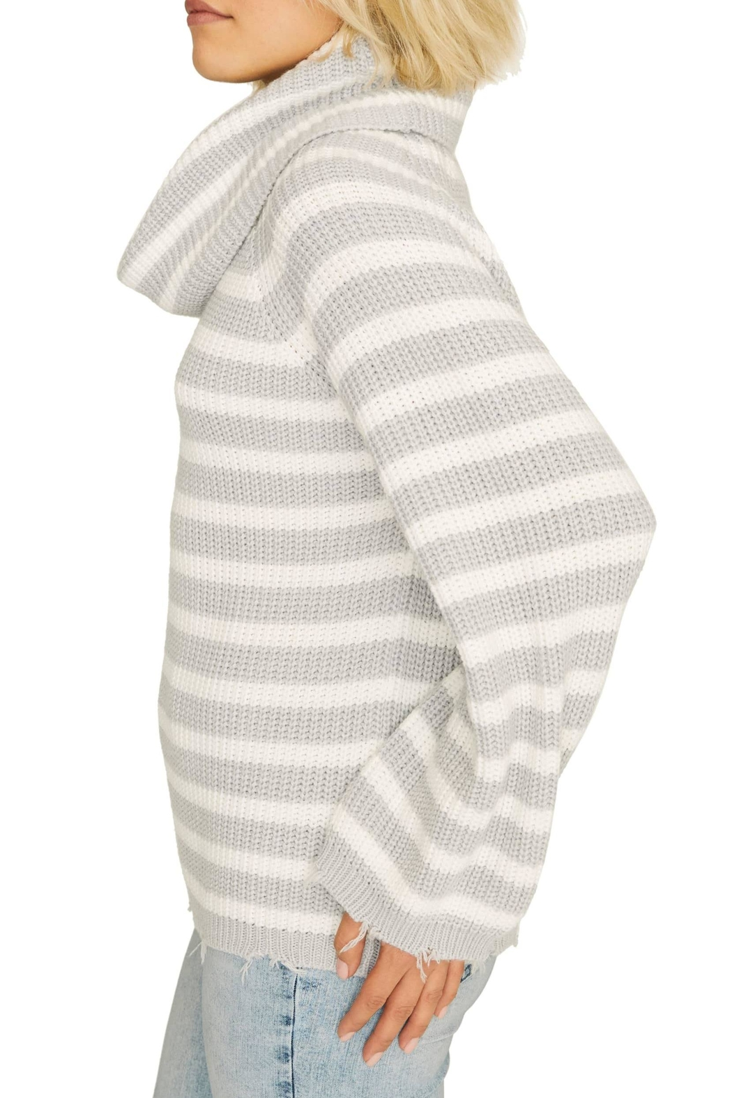 Sanctuary Jagger Cowl Neck - Side Cropped Image