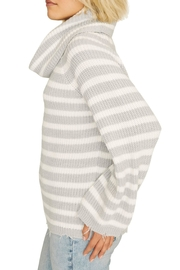 Sanctuary Jagger Cowl Neck - Side cropped