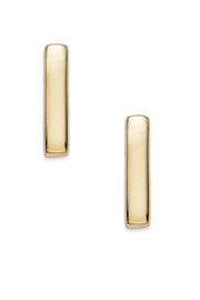 Jaime Nicole Mini Bar Earrings - Product Mini Image