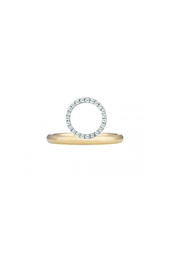 Jaimie Nicole Gold Charm Ring - Product List Image