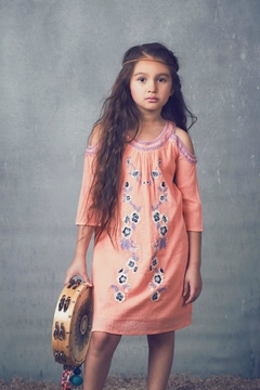 Jak & Peppar Boho Jane Dress - Alternate List Image