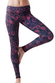 Jala Brocade Legging - Product Mini Image