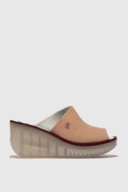 Fly London Jamb Sandal - Front cropped