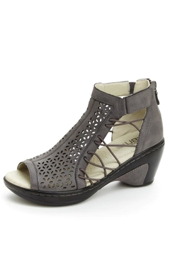 Jambu Cut-Out Wedge Sandal - Product List Image