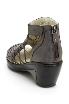 Jambu Cut-Out Wedge Sandal - Alternate List Image