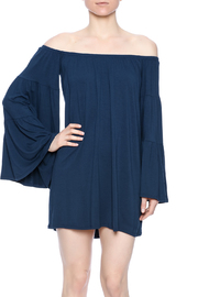 James & Joy Bell Sleeved Tunic Dress - Product Mini Image