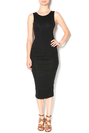 James Perse Long Lean Dress - Front cropped