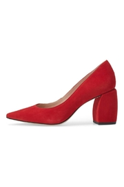 James Chan Ellie Suede Pump - Product Mini Image