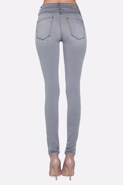 Shoptiques Product: Grey Distressed Jeans