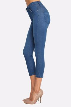 Shoptiques Product: Highrise Crop Jean