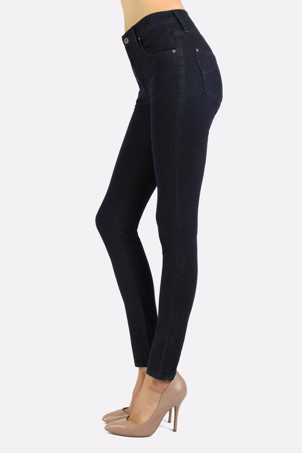 James Jeans Highrise Skinny Jean - Side Cropped Image