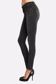 Shoptiques Product: Skinny Grey Jean