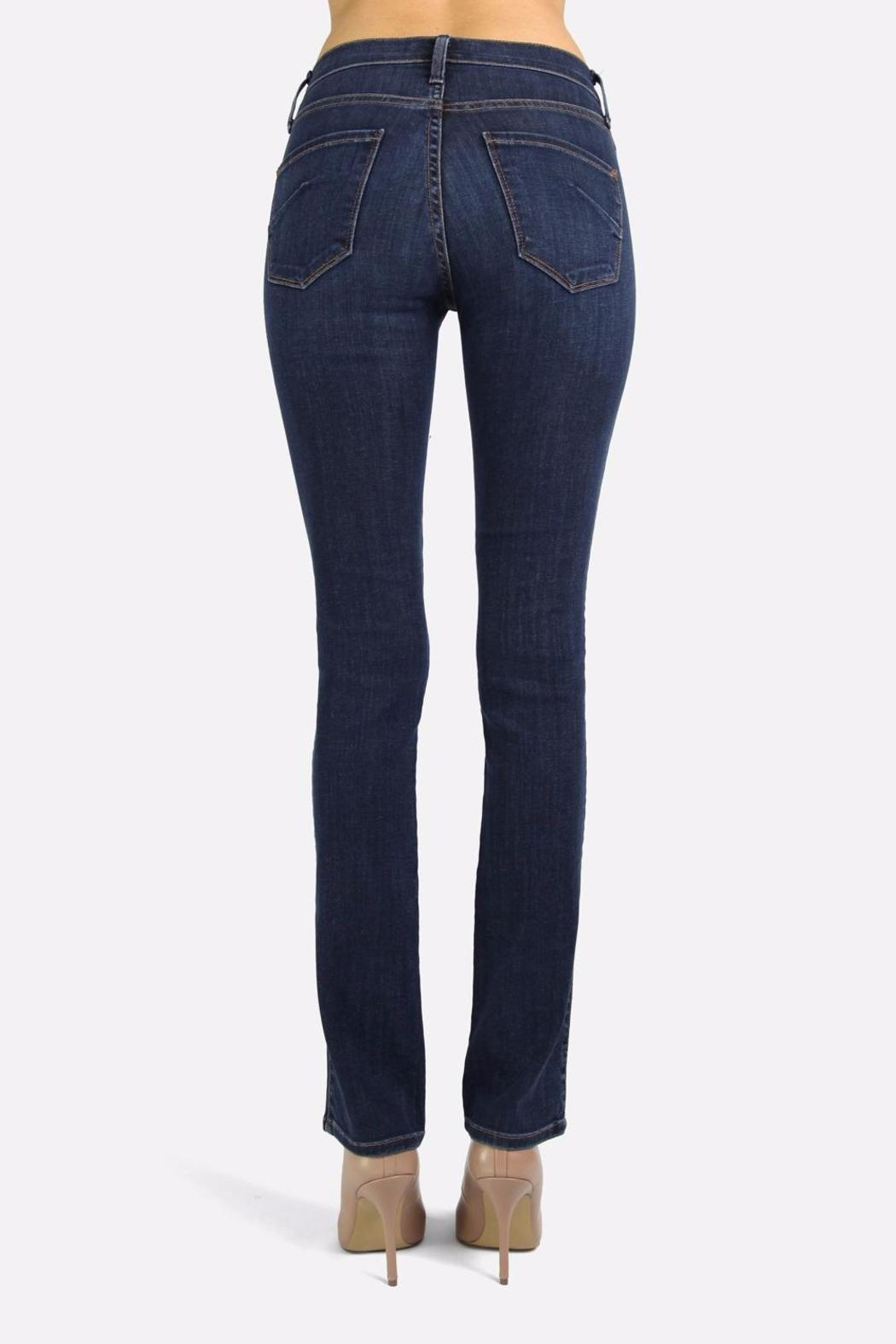James Jeans Straight Blue Jean - Side Cropped Image