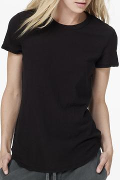 James Perse Black Crew Tee - Alternate List Image