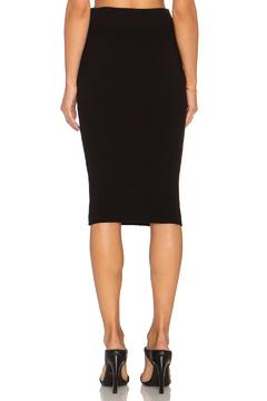 James Perse Heavy Rib Skirt - Alternate List Image