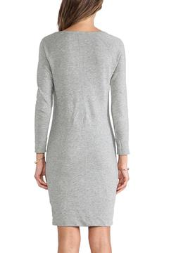 James Perse Sweatshirt Dress - Alternate List Image