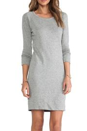 James Perse Sweatshirt Dress - Front cropped
