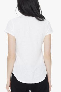 James Perse White Crew Tee - Alternate List Image