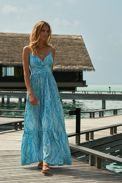 Melissa Odabash Jamie Maxi Dress - Product List Image