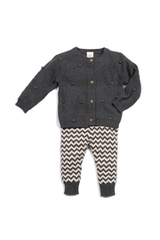 Egg  by Susan Lazar Jamie Sweater Set - Front cropped