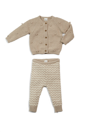 Egg  by Susan Lazar Jamie Sweater Set - Product Mini Image