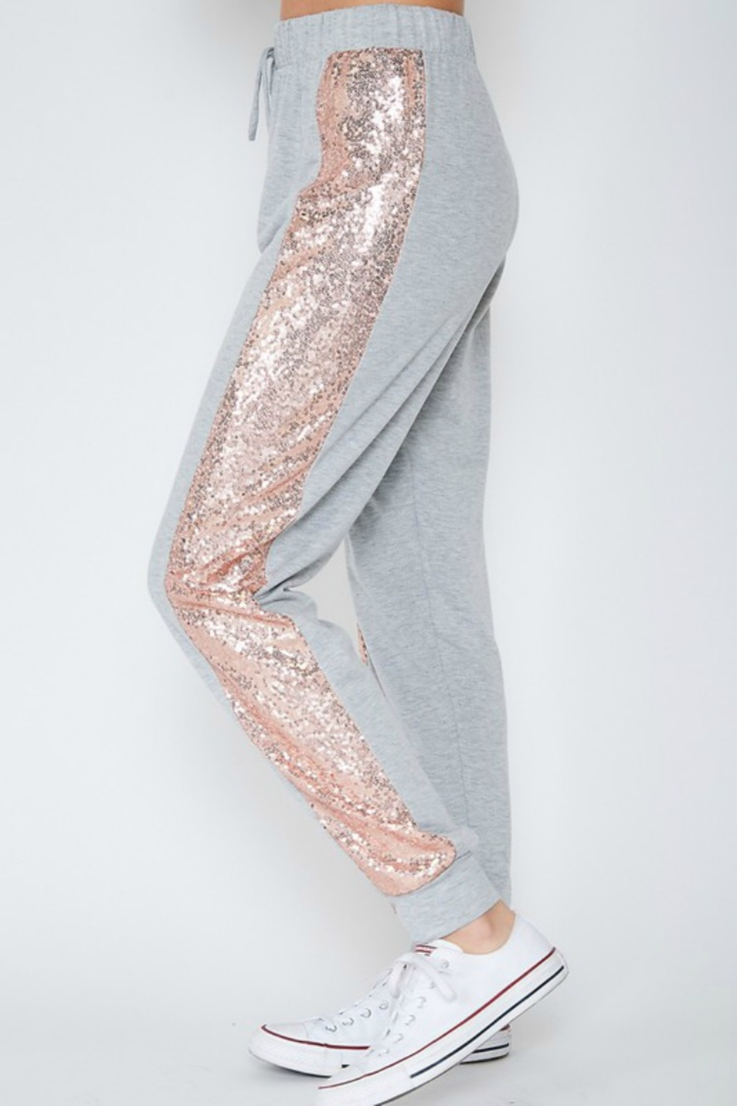 Fantastic Fawn  Jammin' Jogger Pant - Side Cropped Image