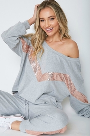 Fantastic Fawn  Jammin' Jogger Top - Front cropped