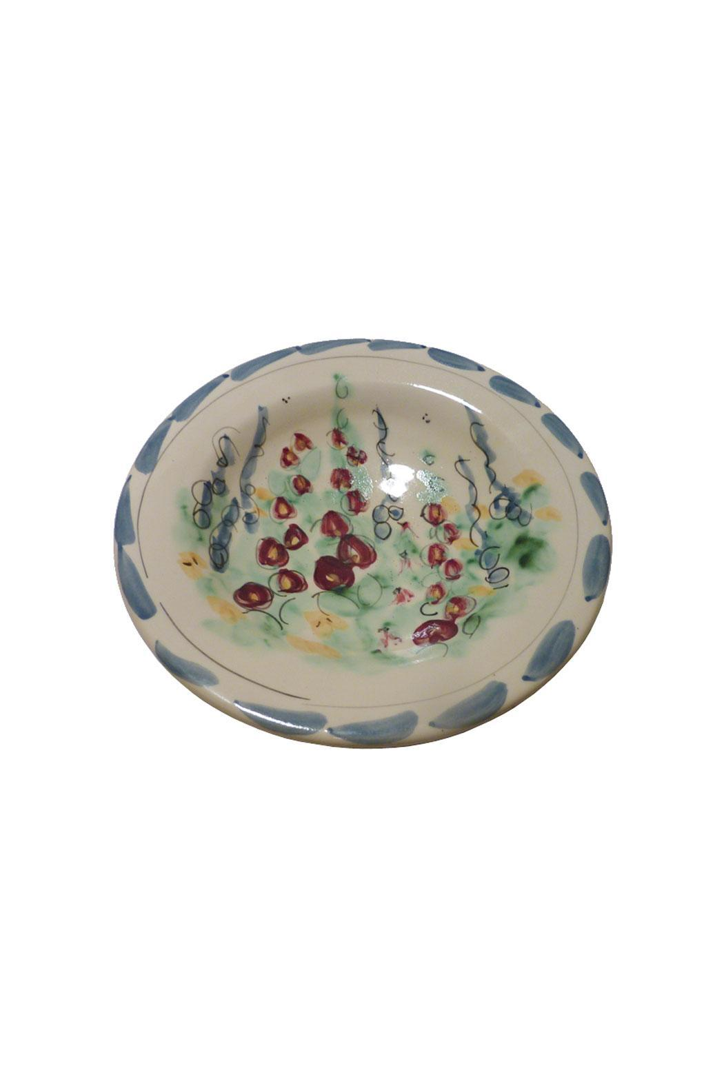 Jan Hoyman Studio Handmade Pottery Bowl - Front Cropped Image