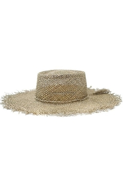 Lotus and Luna Jana Straw Hat - Product List Image