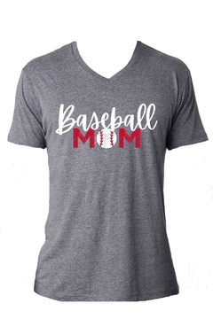 Jane Marie Baseball Mom T-Shirt - Product List Image