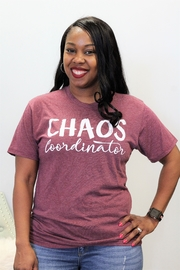 Jane Marie Chaos Coordinator T-Shirt - Product Mini Image