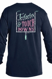 Jane Marie Tailgates and Touchdowns T-Shirt - Product Mini Image