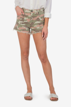 Kut from the Kloth Jane Soft Camo - Product List Image