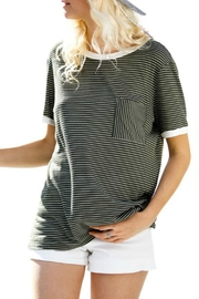 My Story Jane Striped Tee - Other
