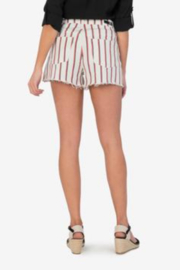 Kut from the Kloth Jane Vintage Stripe - Back cropped