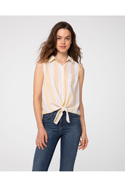 beachlunchlounge Janera Tie Front - Front cropped
