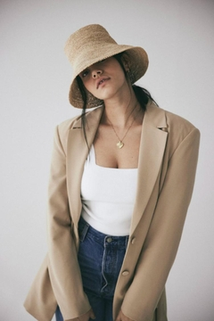 Janessa Leone Felix Packable Hat - Product List Image
