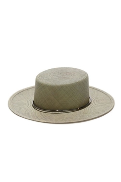 Shoptiques Product: Magnolia Straw Hat