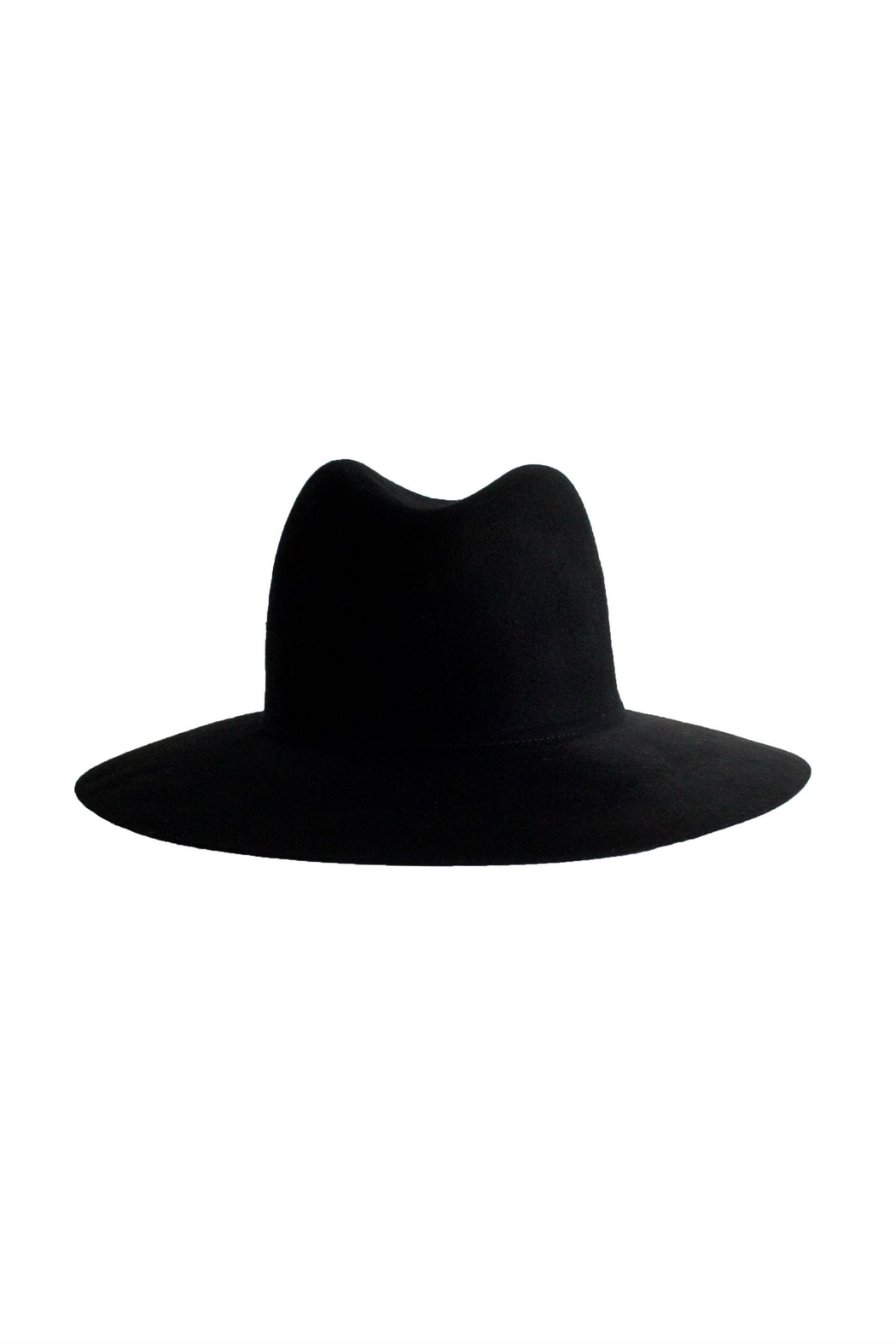 Janessa Leone Trois Wool Hat - Front Full Image