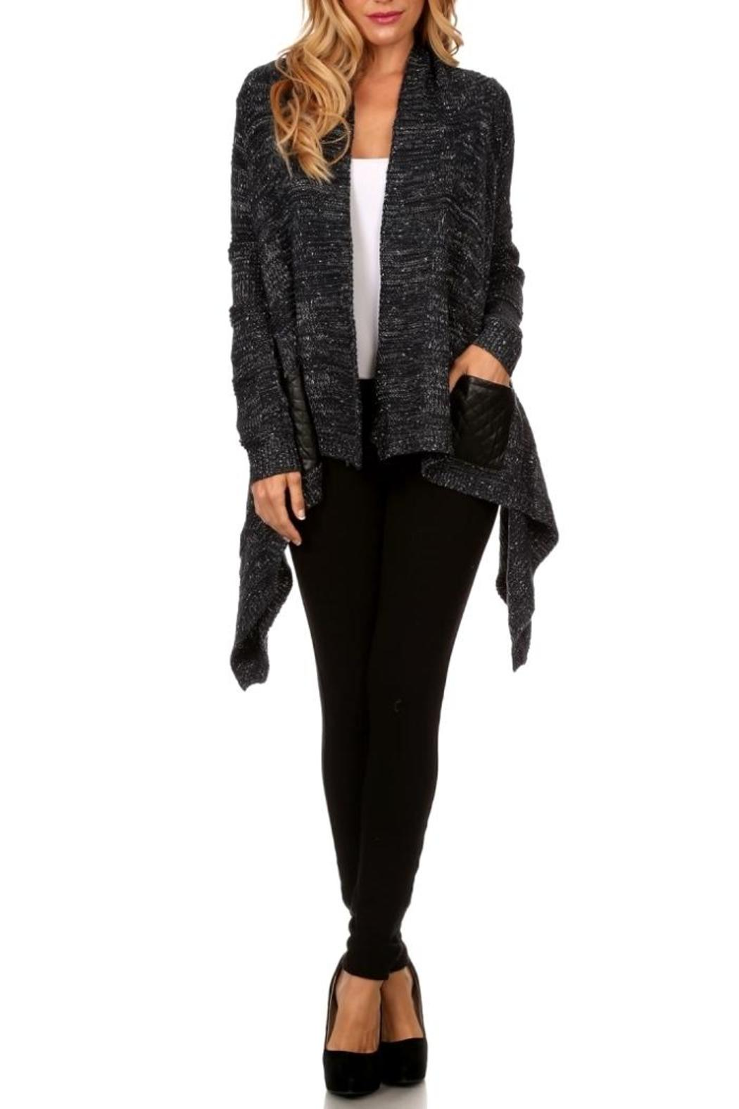 514ebb3681 Janet Paris Open Front Cardigan from San Francisco by Marvy Fashion ...