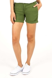 Kut from the Kloth Janice Chino Short - Product Mini Image