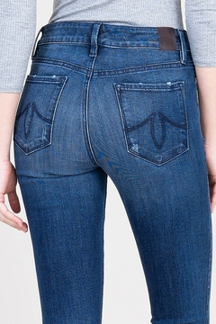 Level 99 Janice Mid Rise Ultra Skinny Jean - Alternate List Image