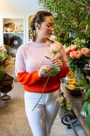 Cupcakes and Cashmere Janus Colorblock Sweater - Product Mini Image