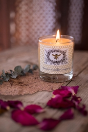 Beacon Candle Company Jar Beeswax Candle - Product Mini Image