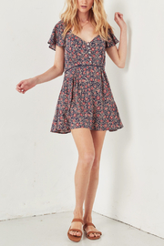 Spell & the Gypsy Collective Jasmine 90's Mini Dress - Product Mini Image
