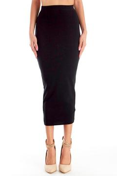Shoptiques Product: Highwaisted Bodycon Skirt