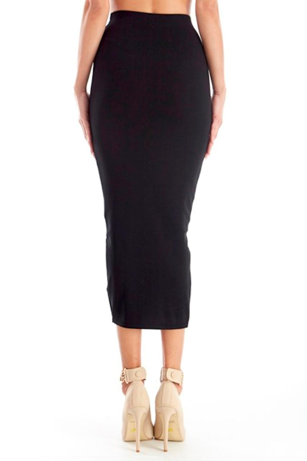 Jasmine Highwaisted Bodycon Skirt from Los Angeles by Snatched ...