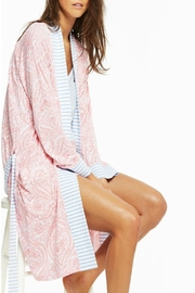 Joules Jasmine Jersey Robe - Product Mini Image