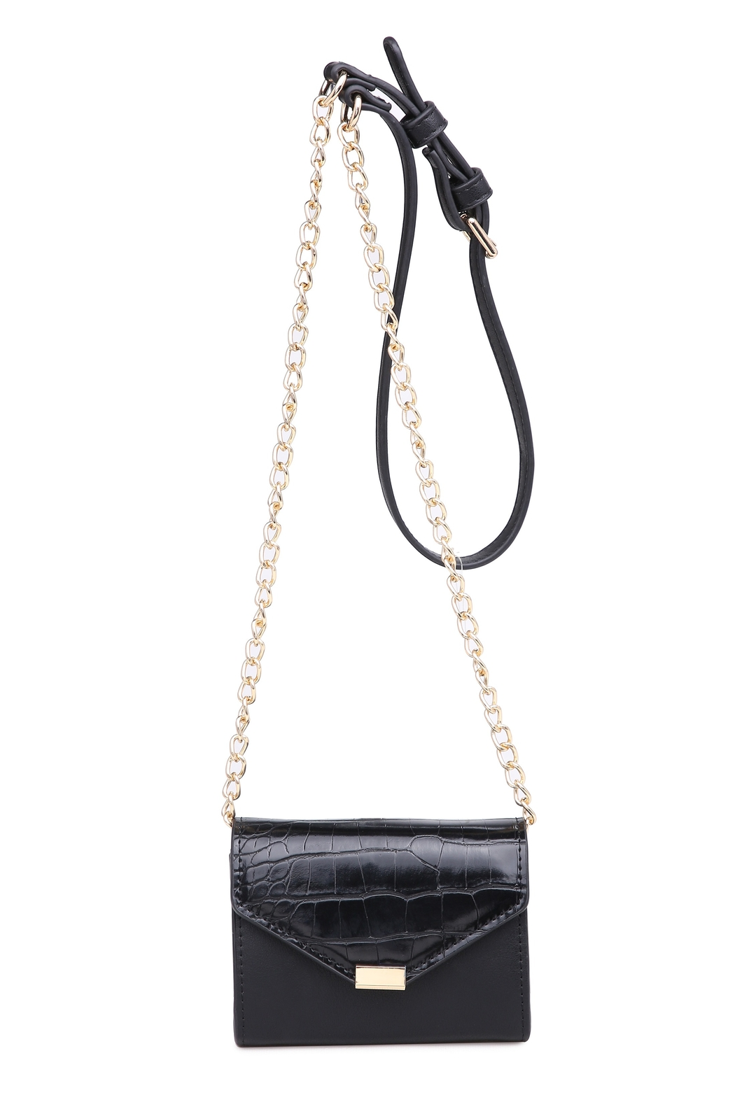 Urban Expressions Jasmine Mini Wallet Crossbody - Main Image